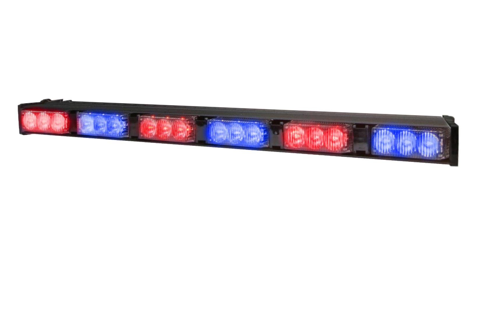 Led emergency light bars 3 lights lumax aloadofball Image collections